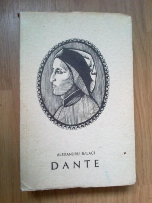 h4 ALEXANDRU BALACI - Dante