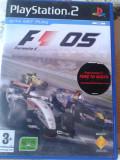 jocuri playstation 2,ps2,compatibile si la ps3 phat, F1 05 formula 1