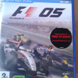 jocuri playstation 2,ps2,compatibile si la ps3 phat, F1 05 formula 1