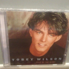 TOBEY WILSON - EYES OF THE HEART (2002/BMG /GERMANY) - CD/ORIGINAL/NOU/SIGILAT - Muzica Clasica ariola