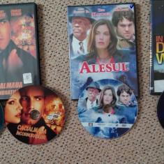 Filme actiune pe 4 DVD:Alesul, The dead of Winter, Stop joc, Cacealmaua incornorat - Film actiune Altele, Romana