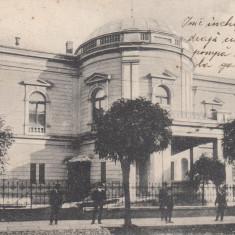 SATU MARE , TEATRUL ORASENESC , CIRCULATA 1909, Printata