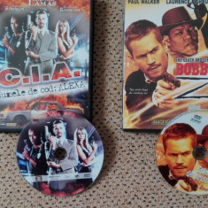 Filme actiune DVD: C.I.A.-Nume de cod ALEXA, The Deathand life of Bobby - Film actiune Altele, Romana