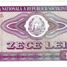 2. Bancnota 10 lei 1966 perfect UNC