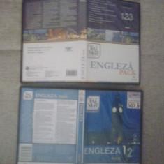 Engleza Pack 1+2+3 - Cursuri de Limba Engleza - PC Software
