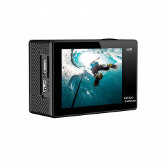CAMERA DE ACTIUNE SPORT ELITE, ULTRA HD 4K, 12 MPX, ACCESORII DE FIXARE - Camera Video Actiune, Card de memorie