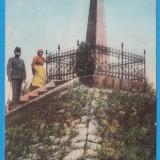 CARTE POSTALA CIRCULATA - ARAD - VESZTOHELY - 1917 - TIMBRU 5 FILLER