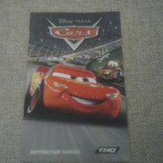 Manual - Disney Pixar Cars - Playstation PS2
