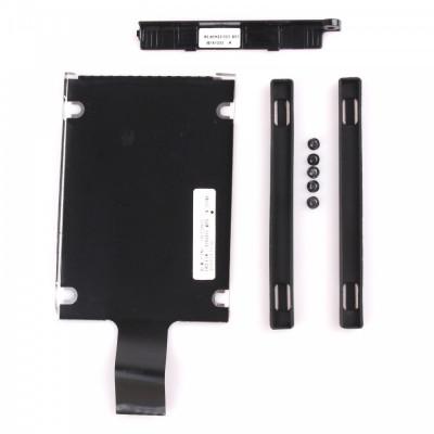 Caddy + cauciucuri + capac carcasa hdd laptop Lenovo IBM Thinkpad X220 / x230 foto