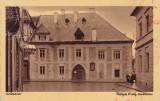 CLUJ , CASA REGELUI MATYAS , CICULATA 1941 , CIRCULATIE GERMANA