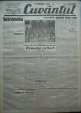 Cuvantul , ziar legionar ,15 Mai 1933 , articole Mihail Sebastian , Perpessicius