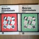 K2 MATERIALE ELECTROIZOLANTE (2 volume) - VALERIAN LICA - Carti Energetica