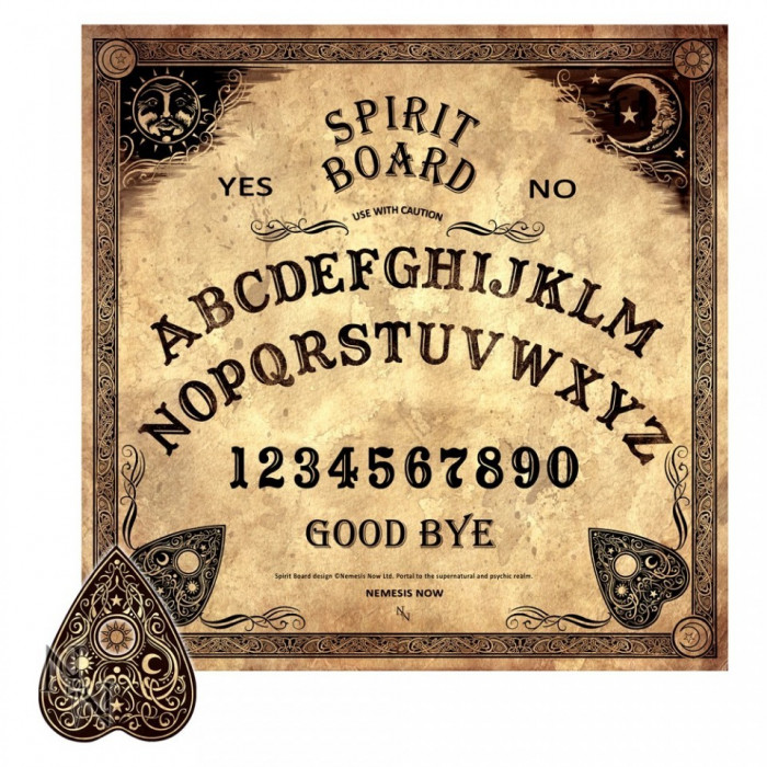 Placă Ouija Spirit board foto mare