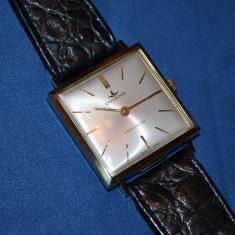 CEAS AUR masiv 14K - DUGENA - Mecanic - Dugena 599 (Peseux 320) - 1950 - 1960 ! - Ceas de mana