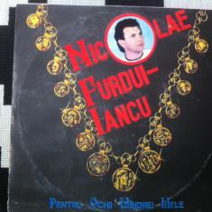 NICOLAE FURDUI IANCU PENTRU OCHII MANDREI MELE DISC VINYL LP Muzica Populara electrecord, VINIL