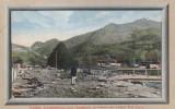 VALEA ARGESIULUI , SATUL CAPATANENI , CU VEDEREA CETATEA  VLAD TEPES, Necirculata, Printata