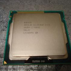 Procesor intel celeron dual core G530 2.4Ghz socket 1155 sandy bridge - Procesor PC Intel, Intel Pentium Dual Core, Numar nuclee: 2, 2.0GHz - 2.4GHz