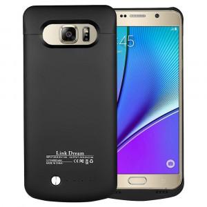 Baterie extinsa 4000 mah backup Samsung Galaxy Note 5 negru sau auriu