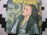 MARIA BUTACIU album disc vinyl lp muzica populara folclor stm epe 0831, VINIL, electrecord