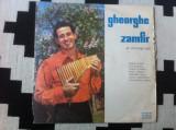 Gheorghe Zamfir si virtuosii sai disc vinyl lp muzica populara folclor EPE 01329