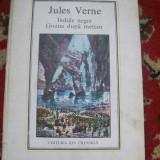 INDIILE NEGRE GOANA DUPA METEOR JULES VERNE NR 19 - Carte de aventura