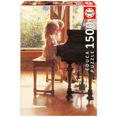 Puzzle Educa 1500 Piese Micutele Pianiste