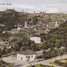 SONDELE ALBANASI , JUD.BUZAU CIRC.1929 , ED.LIBR.CARTEA ROMANEASCA  E. G. LOVIN, Circulata, Printata