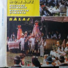 Nunta la romani salaj dublu disc 2 lp vinyl Muzica Populara electrecord folclor traditii, VINIL