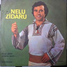 NELU ZIDARU De ar putea padurea spune disc vinyl lp Muzica Populara electrecord folclor, VINIL