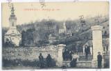 1209 - Caras-Severin, ORAVITA, church - old postcard - used - 1911, Circulata, Printata