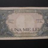 1000 lei 1941 Septemvrie (septembrie) 10 K0943 - Bancnota romaneasca