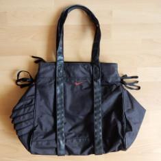 Geanta Nike expandabila, foarte mare (vezi poze), 66 cm latime maxima - Geanta Dama Nike, Culoare: Din imagine, Marime: Supradimensionata, Geanta sport