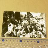 Grup la Castelul Bran - foto veche - Brasov bv - 2+1 gratis - RBK15284