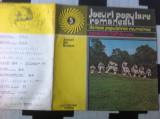 jocuri populare romanesti din brasov Ion Albesteanu muzica folclor disc vinyl lp