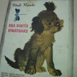 CEA DINTAI VANATOARE, 1978 - Carte de povesti