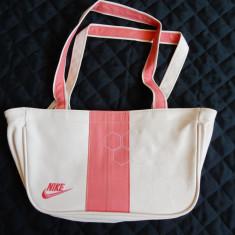 Geanta Nike; 17 x 29 x 9 cm; impecabila - Geanta Dama Nike, Culoare: Din imagine, Marime: Medie, Geanta sport