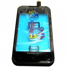 Touchscreen touch screen Digitizer Allview A4 All cu Rama Swap Original Geam Sticla Smartphone