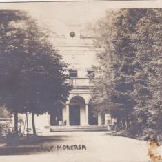 Bnk cp Baile Moneasa - Vedere - circulata interbelica - Carte Postala Crisana dupa 1918, Printata