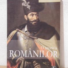 O ISTORIE A ROMANILOR -ION BULEI