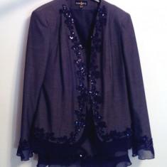 Costum dama, marimea 46, Karotte, Culoare: Din imagine, Costum cu fusta