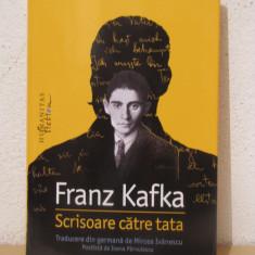SCRISOARE CATRE TATA-FRANZ KAFKA - Biografie