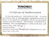 Flash / blitz Yongnuo YN 685 YN-685 cu TTL pentru Canon 600 , garantie