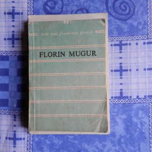 Florin Mugur - Cele mai frumoase poezii