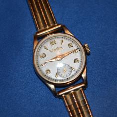 CEAS AUR masiv 18K - Dama - VETTA - Mecanic - Cal Vetta 800 - 1950-60 - 29g.! - Ceas de mana
