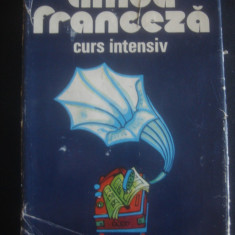 MICAELA GULEA, HENRY PIERRE BLOTTIER - LIMBA FRANCEZA CURS INTENSIV - Curs Limba Franceza