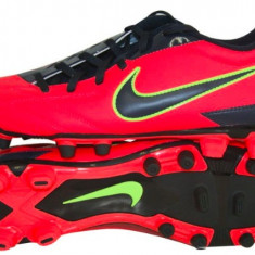 Ghete fotbal Nike T90 Exacto, Marime: 42, 42.5, Culoare: Din imagine, Barbati, Iarba: 1