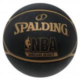 """Minge Spalding NBA Highlight - Originala - Anglia - Marimea Oficiala """" 7 """""""
