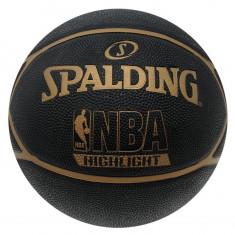 Minge Spalding NBA Highlight - Originala - Anglia - Marimea Oficiala