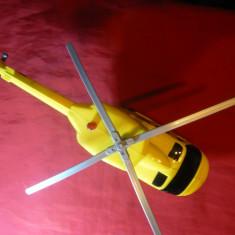 Helicopter jucarie cu baterii Oamtc Crucea Rosie Uniqua, 31x12 cm - Elicopter de jucarie