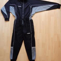 Costum portar Cawila TeamWear; marime S, pentru 1.70-1.75 cm, 70-80 kg; ca nou - Poarta Fotbal